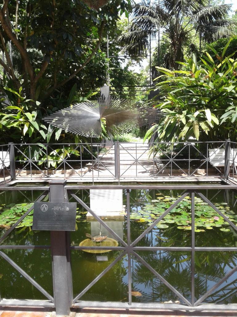 Valencia botanical garden