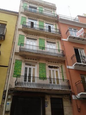 Valencia building 8