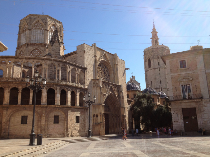 Cathédrale de Valencia