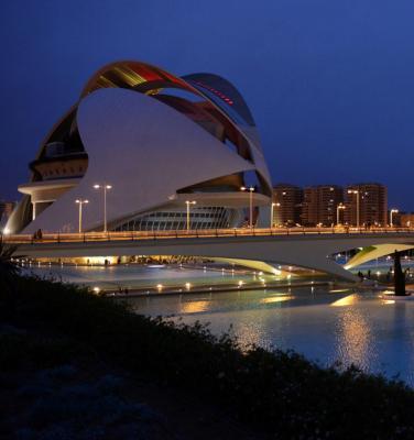 Valencia Ciudad de las Artes y las Ciencias photo Bob Driessen
