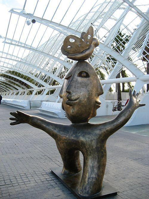 Juan Ripollès sculptor