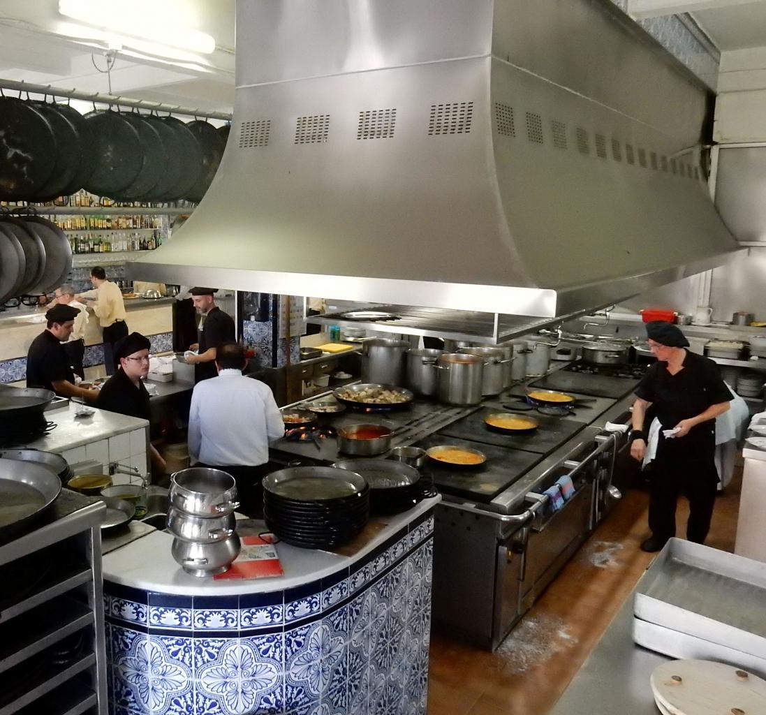 Valencia paellarestaurant photo Bob Driessen